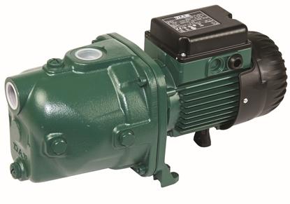 Bomba centrifuga autocebante con eyector incorporado JET 62 m