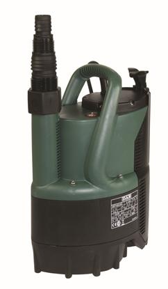 Bomba sumergible de desagote pluvial VERTY NOVA 400