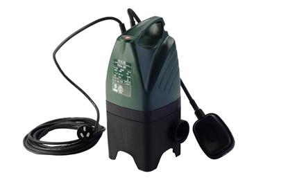Bomba sumergible portatil de desagote pluvial FEKA 300