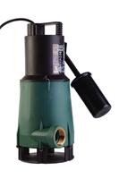 Bomba sumergible portatil de desagote pluvial FEKA 600