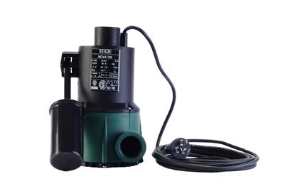 Bomba sumergible portatil de desagote pluvial NOVA 180