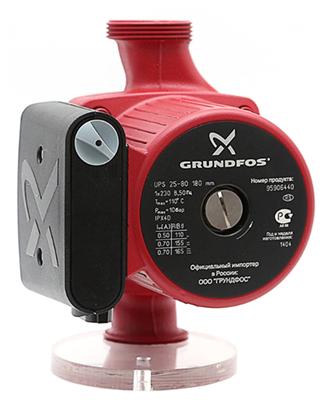 Bomba recirculadora para calefaccion UPS 25-80